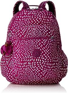 Sac à dos Kipling Hahnee Star Swirl violet