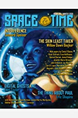 Space and Time Winter #139 Kindle Edition