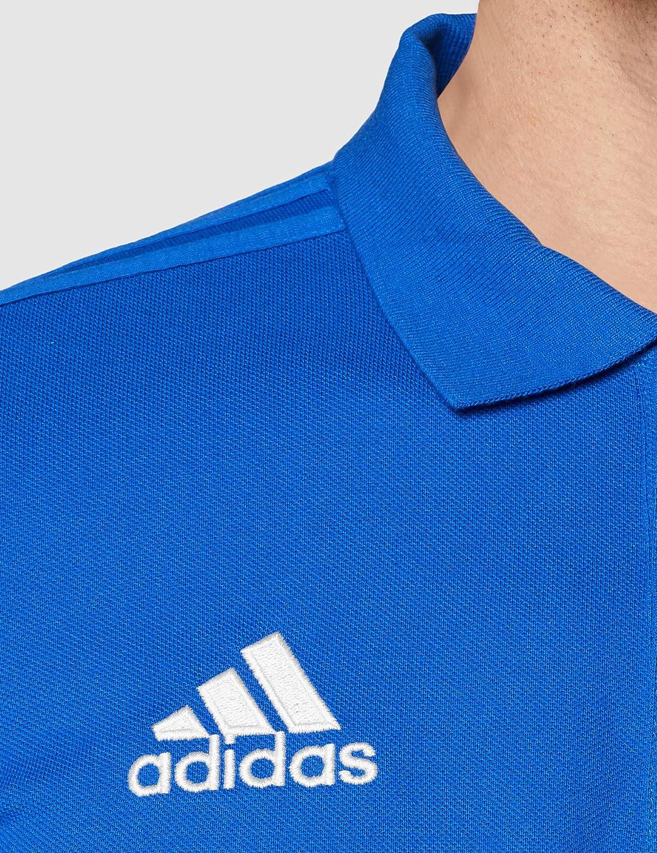 adidas Tiro 17 Polo Homme Blue/Collegiate Navy/White