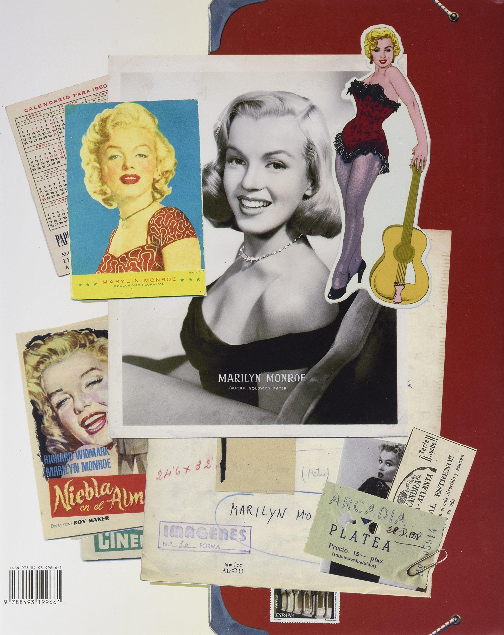Marilyn Monroe en España : vida y documentos: Amazon.es: Frederic Cabanas: Libros