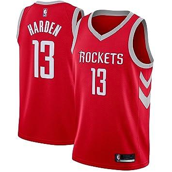 a5522168c6ac1 Outerstuff James Harden Houston Rockets #13 Red Youth Road Swingman Jersey