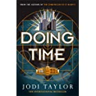 Doing Time: a hilarious new spinoff from the Chronicles of St Mary's series (The Time Police Book 1)