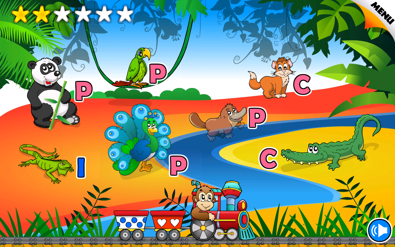 Abby Monkey Abcs First Phonics And Letter Sounds School