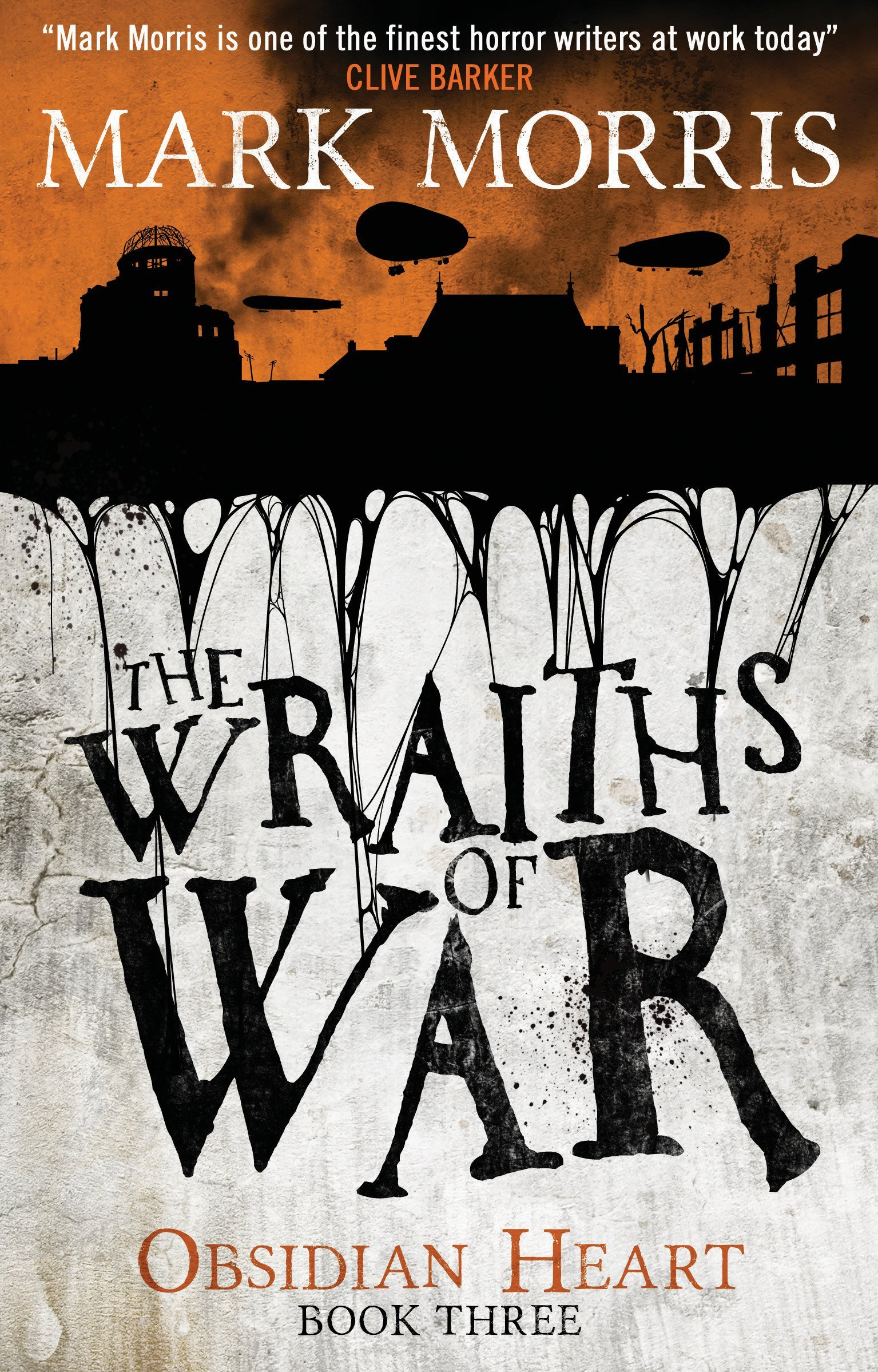 Download The Wraiths of War: Obsidian Heart book 3 ebook