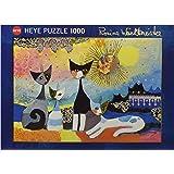Heye Verlag - Puzzle de 1000 piezas (37.5x6 cm) (HEYE-29524)