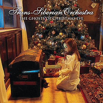 Tso Ghost Of Christmas Eve 2020 Trans Siberian Orchestra   The Ghosts Of Christmas Eve   Amazon