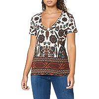 Desigual TS_Benin Camiseta para Mujer