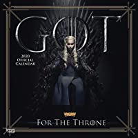 Game of Thrones 2020 Square Wall Calendar