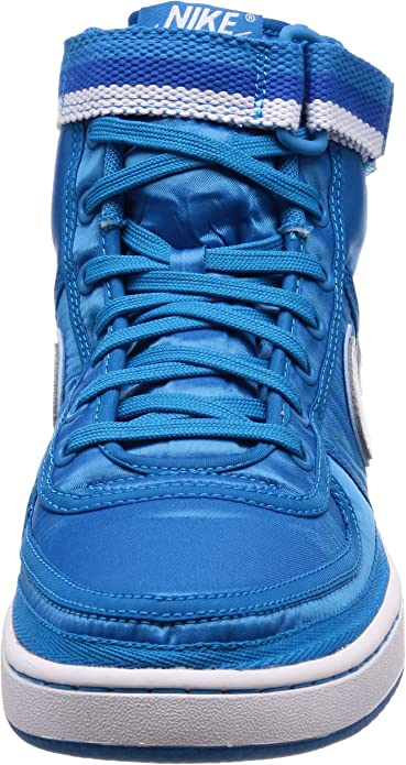 Nike NIKE318330 400 Vandal High Supreme Homme, (Blue Orbit