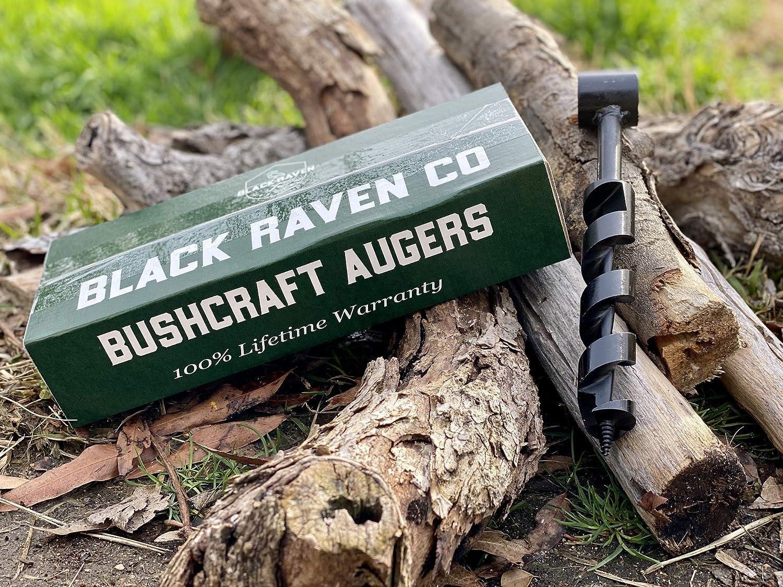 L Scotch Eyed T Auger Prepper Bushcraft Survie piégeage érable merisier taraudage