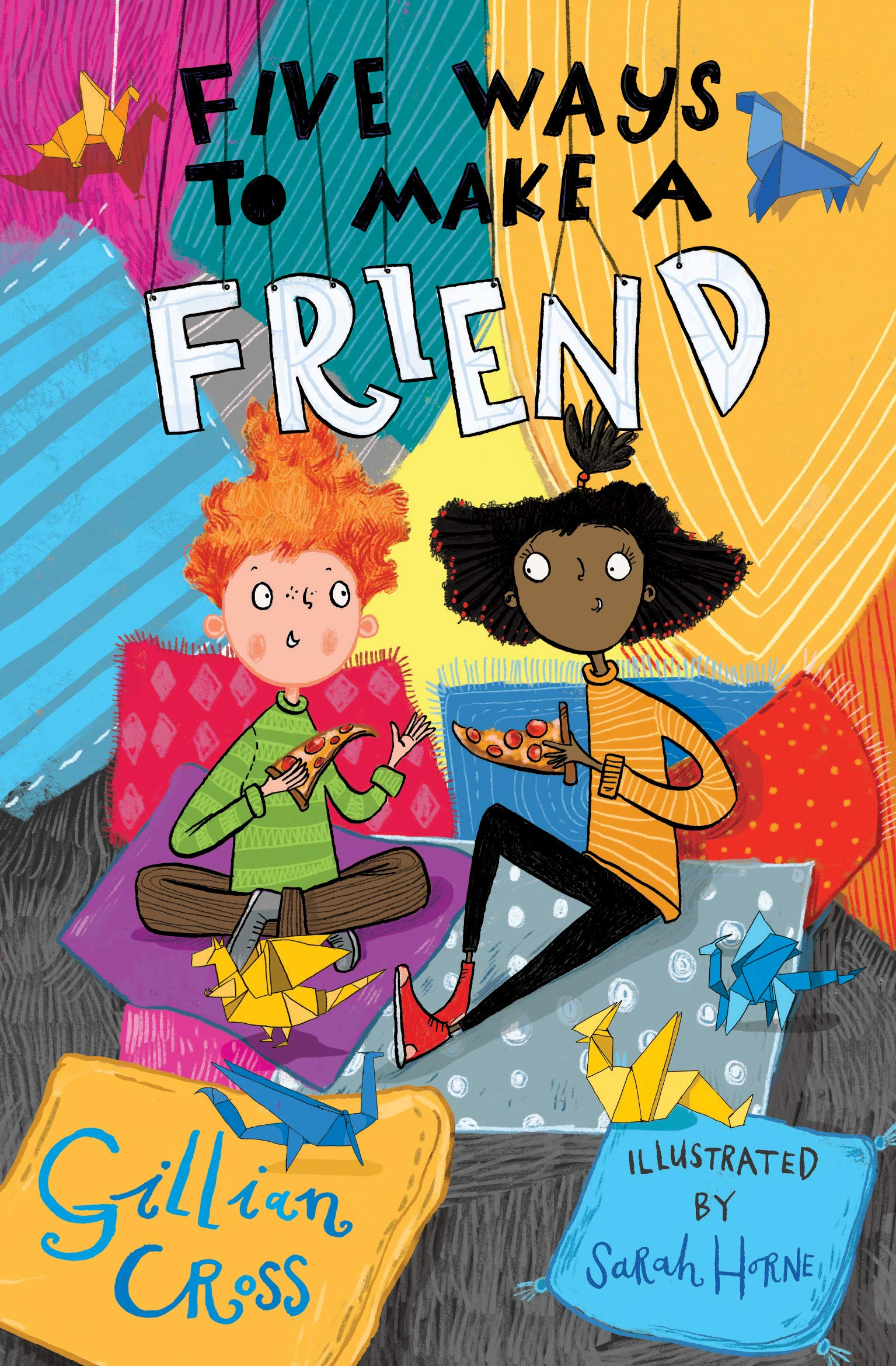 Image result for five ways to make a friend gillian cross