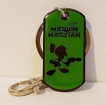 Amazon.com: Seis Banderas Magic Mountain Looney Tunes Marvin ...