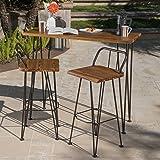Great Deal Furniture Leonardo Outdoor Industrial