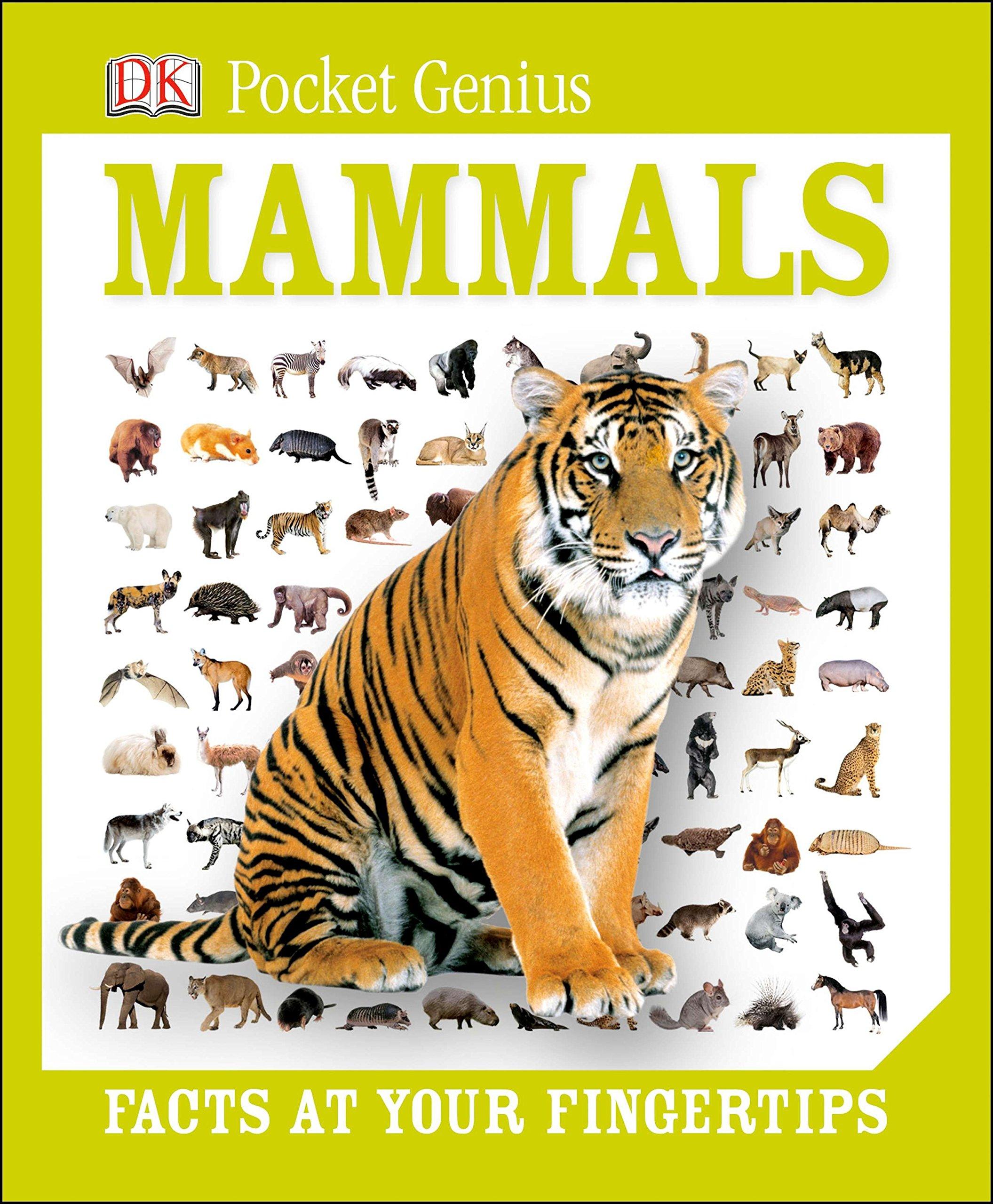 Pocket Genius: Mammals: Facts at Your Fingertips PDF