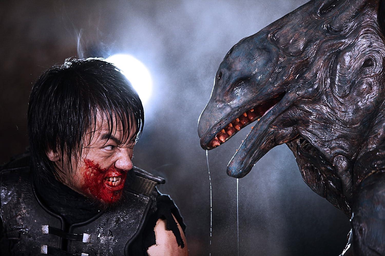 Alien vs. Ninja - Uncut [Alemania] [Blu-ray]: Amazon.es ...