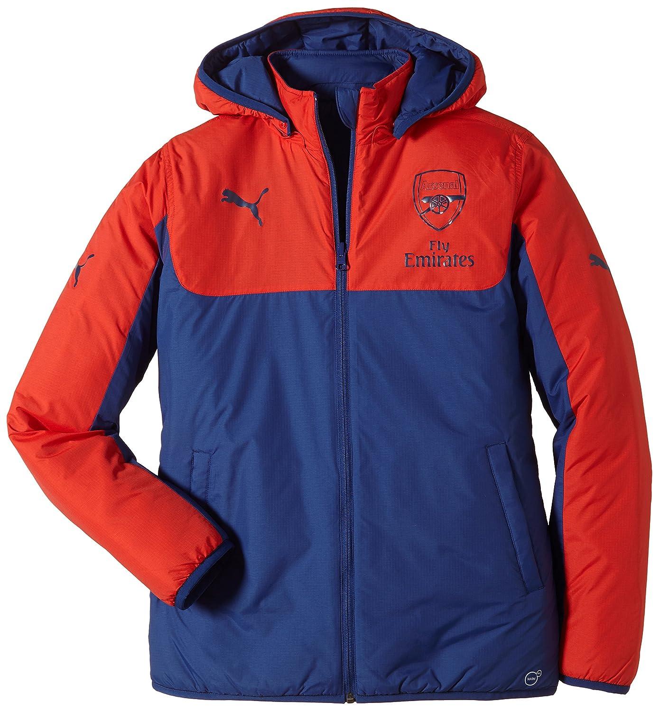 PUMA Kinder Jacke AFC Reversible Jacket with Sponsor