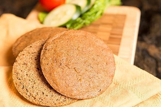 nourishe sin gluten Cereales gratuito Sandwich Thin Pan Mix ...