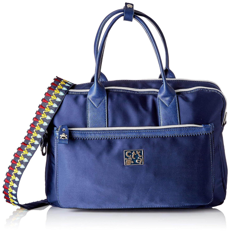 bluee (Navy) ctta caminatta Women's S2358 Notebook Bag