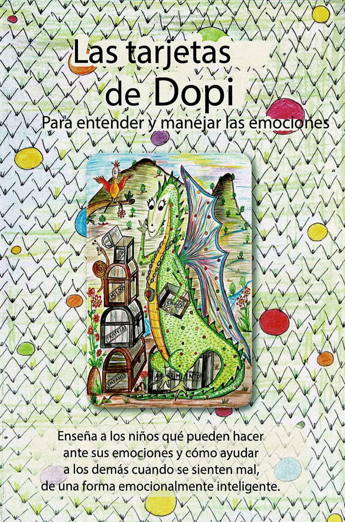 Las tarjetas de Dopi. para Entender y manejar Las Emociones ...