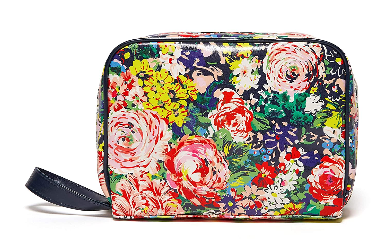 Ban.do Women s Getaway Travel Organizer Toiletries Bag Flower Shop