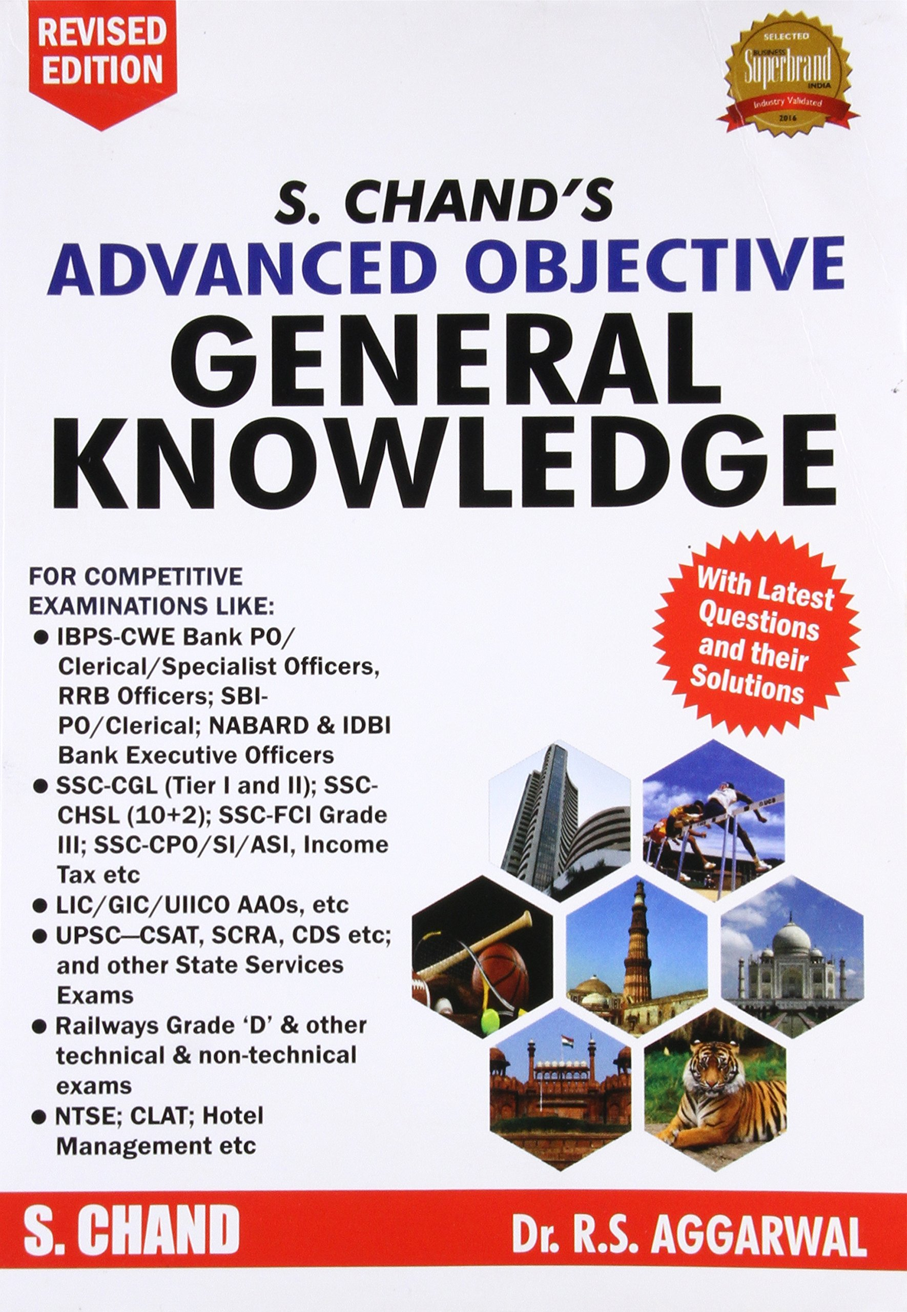 Buy S  Chand's Advanced Objective General Knowledge (R S