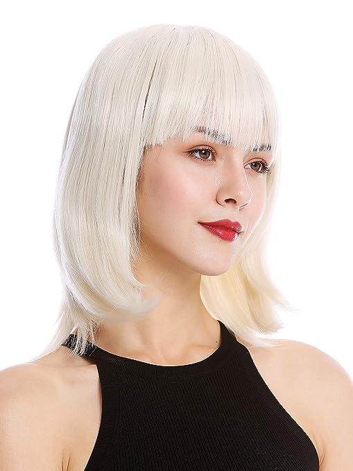 Wig Me Up Yzf 4362 60 Perruque Dame Carré Long Frange