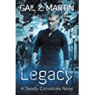 Legacy: Deadly Curiosities Book 5 - A Supernatural Mystery Adventure