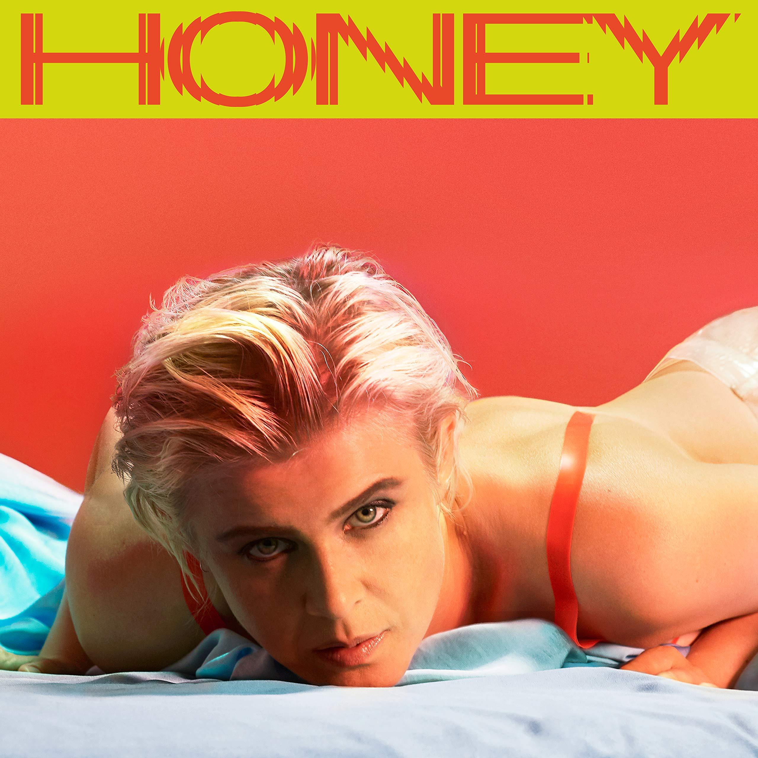 Vinilo : Robyn - Honey (LP Vinyl)