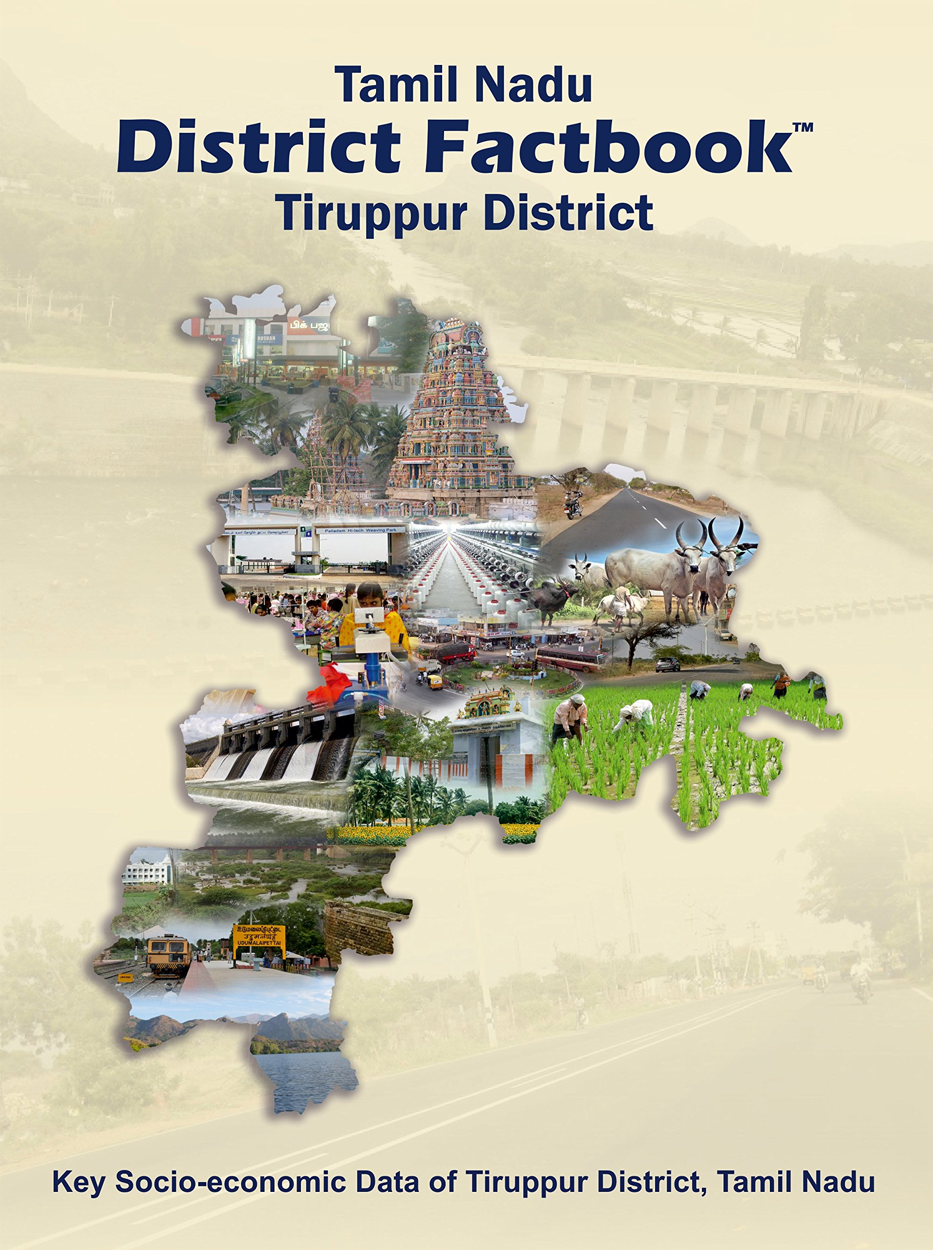 Buy Tamil Nadu District Factbook : Tiruppur District Book Online at