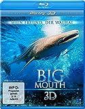 Big Mouth - Mein Freund der Walhai (2D & 3D Version) [Real-3D Blu-ray]