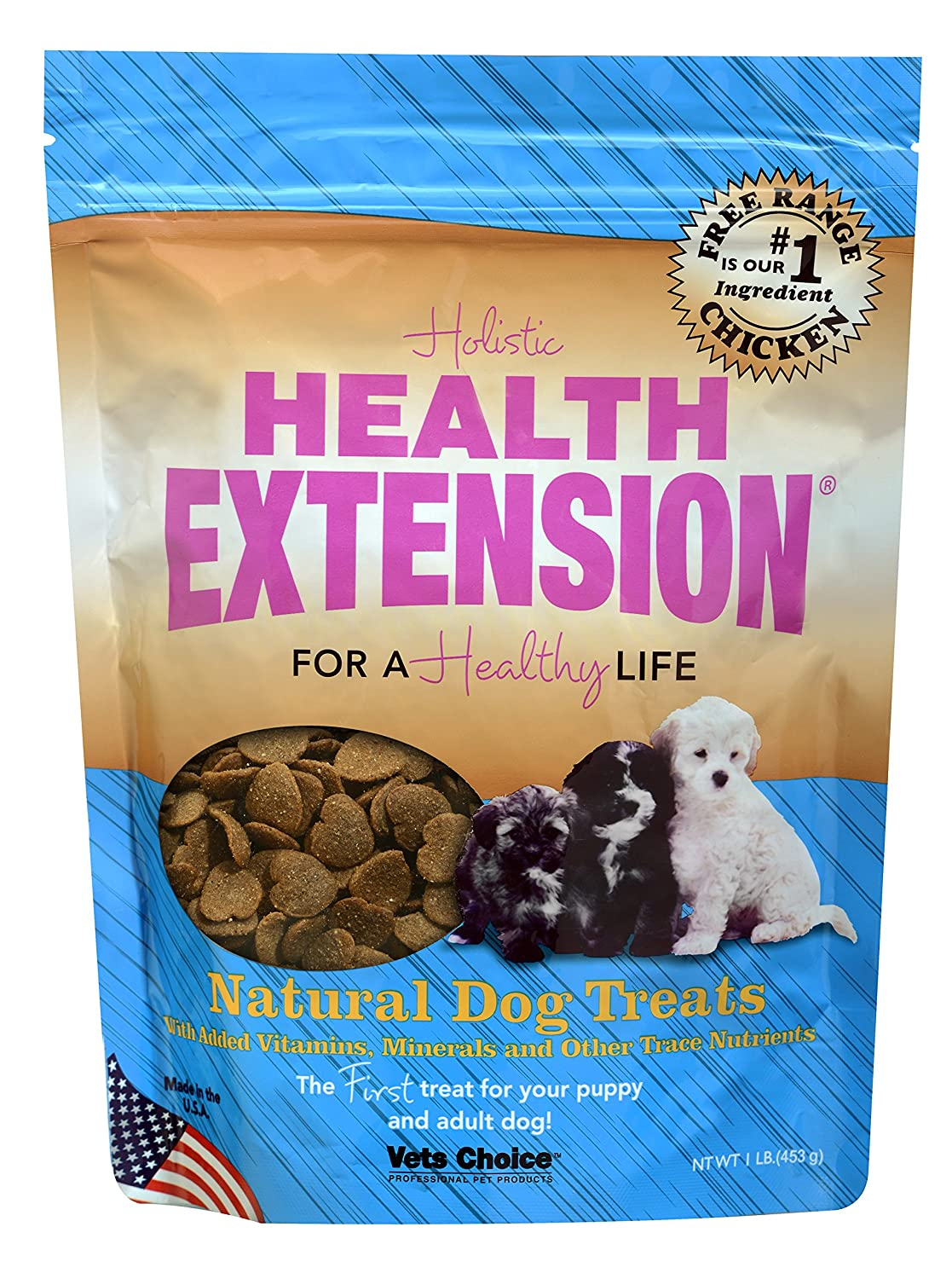 Health Extension Dog Treats ON...