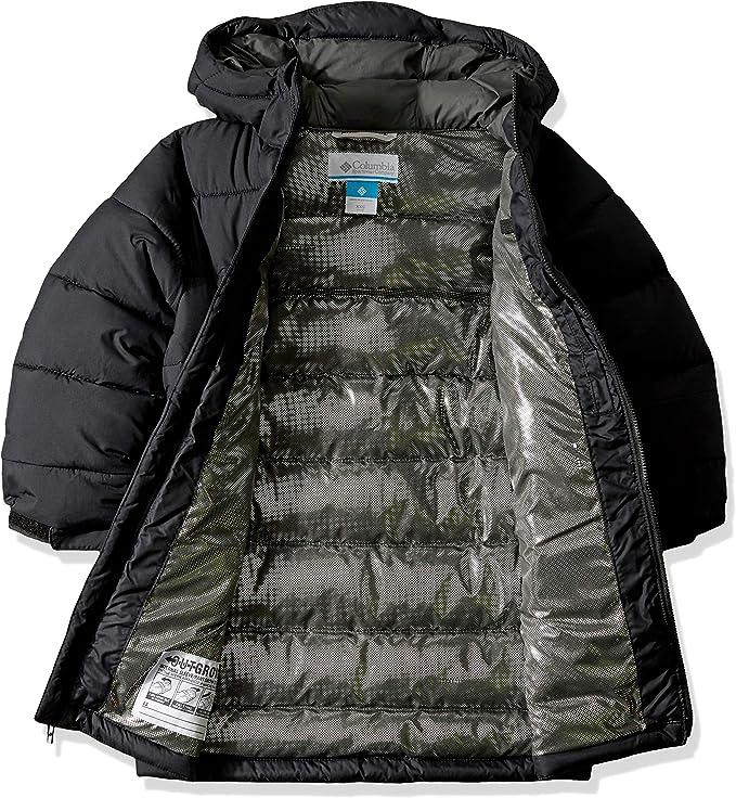 Columbia unisex-teen Pike Lake/long Jacket