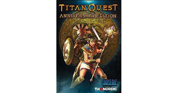 Amazon com: Titan Quest Anniversary Edition [Online Game Code