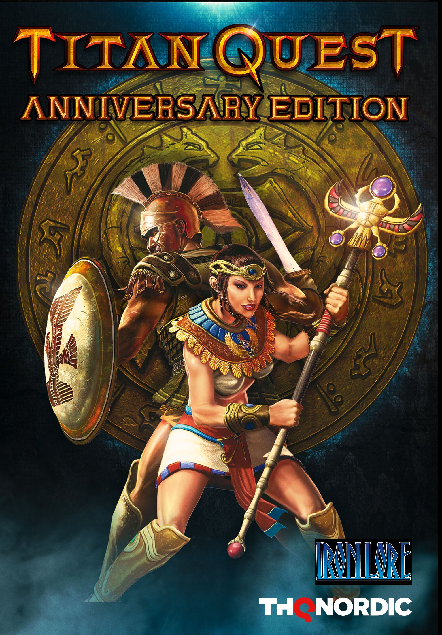 - Titan Quest Anniversary Edition [Online Game Code]