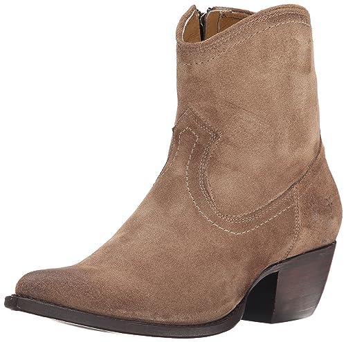 c9e5199f76a FRYE Women's Sacha Short-OS Western Boot