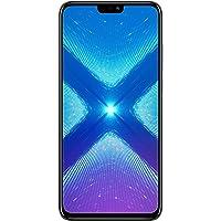"""Honor  8X Smartphone débloqué 4G (Ecran 6,5"""" - Double Nano Sim - 64 Go - Android 8.1) Noir"""