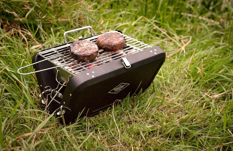 Gold Gentlemens Hardware Aluminum Lunch Box
