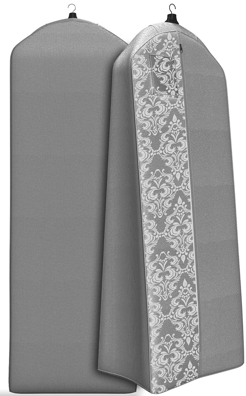 Amazon.com: Bolsa para vestido de novia con refuerzo – para ...