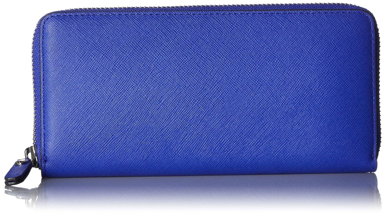 bluee hour ECCO Iola Large Zip Wallet