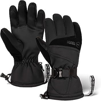 Tough Outdoors Waterproof & Windproof Ski & Snowboarding Gloves