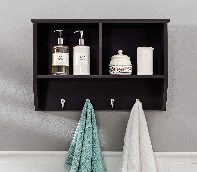 Espresso 2L Lifestyle  Bodiam Hanging Shelf
