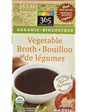 365 Everyday Value Organic Vegetable Broth, 32 oz