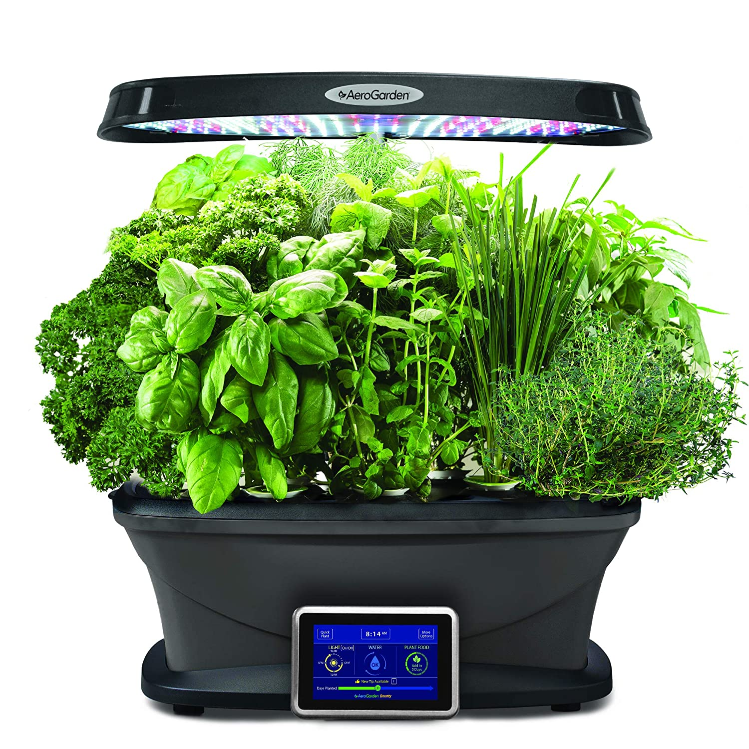 AeroGarden (Classic) Bounty-Black indoor garden