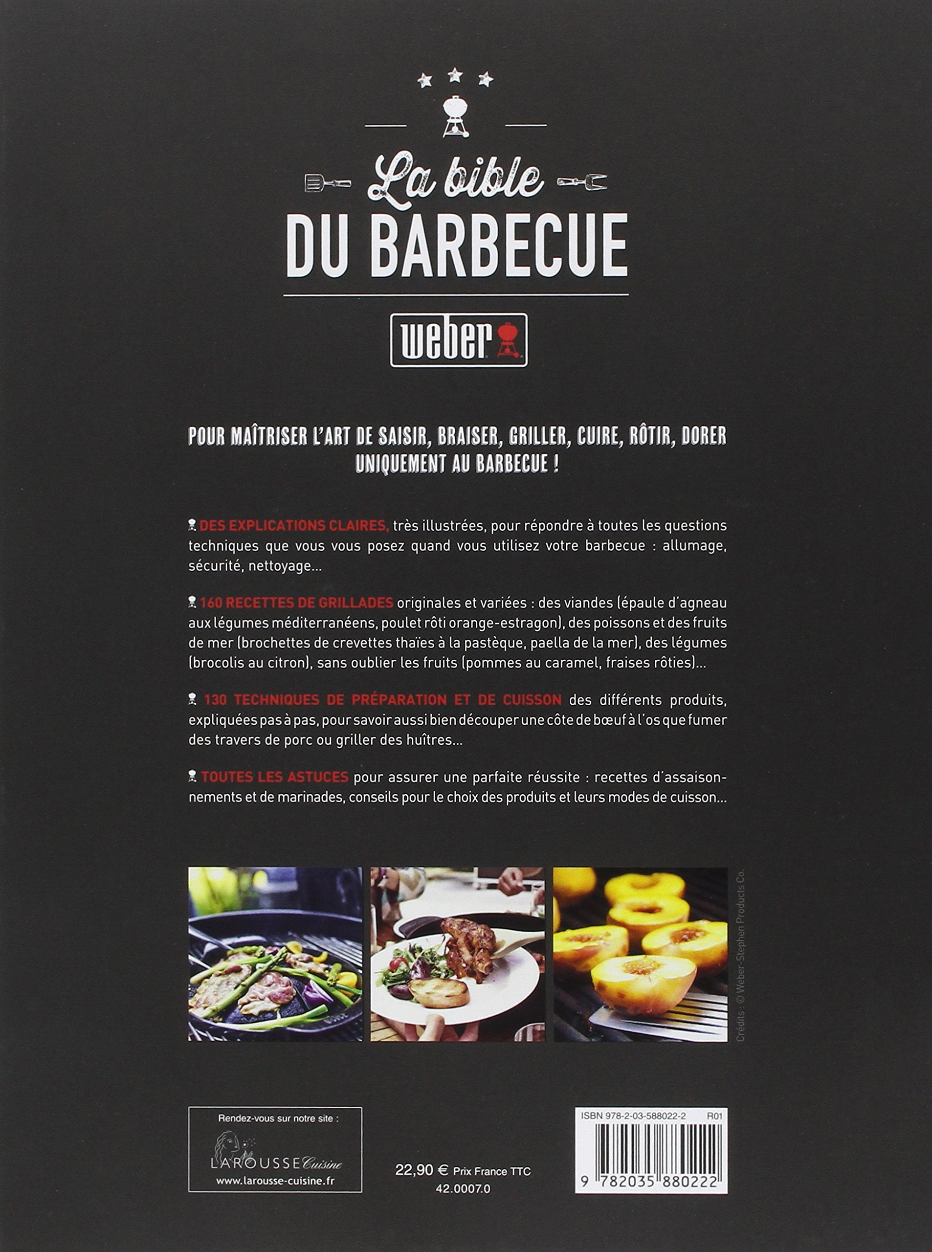 WRG-3209] La Bible Du Barbecue Nouvelle Presentation on