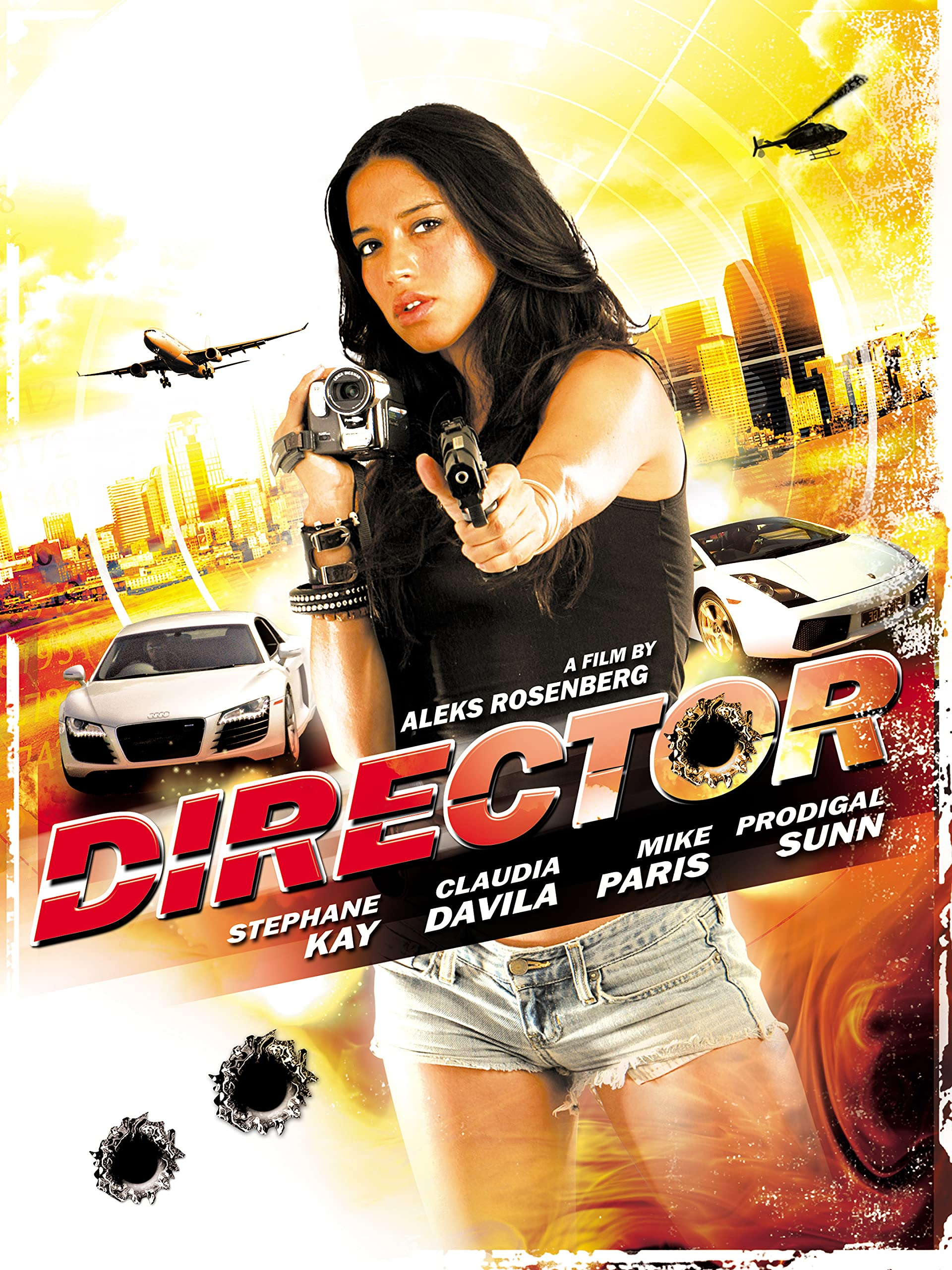 Director on Amazon Prime Video UK