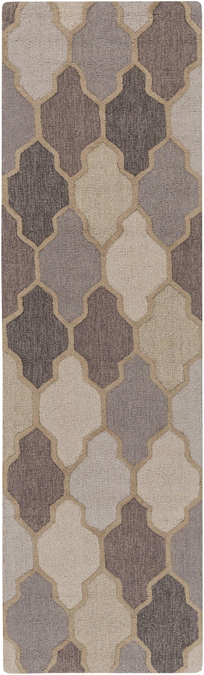 Artistic Weavers AWAH2037-46 Pollack Morgan Rug, 4' x 6' by Artistic Weavers