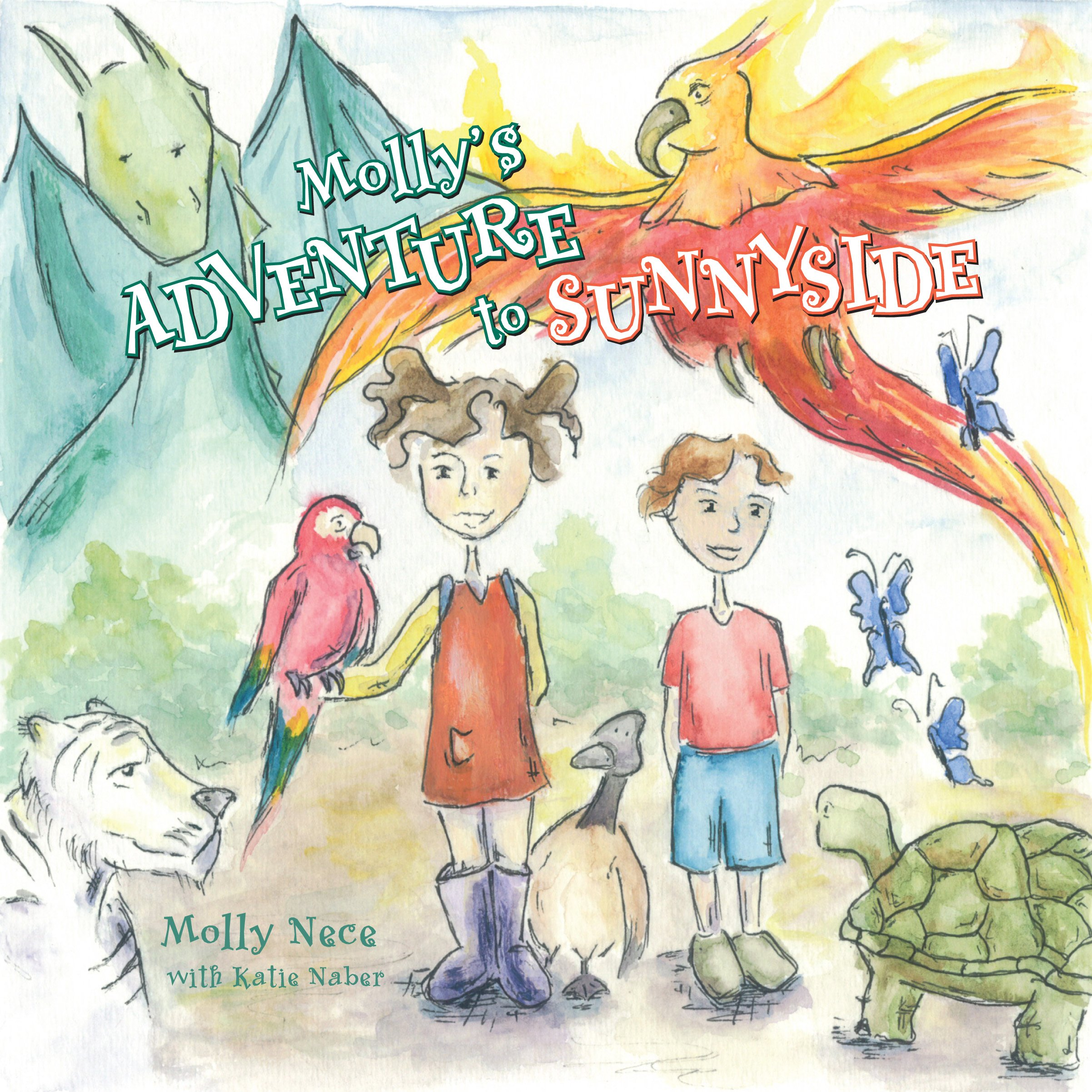 Download Molly's Adventure to Sunnyside ebook