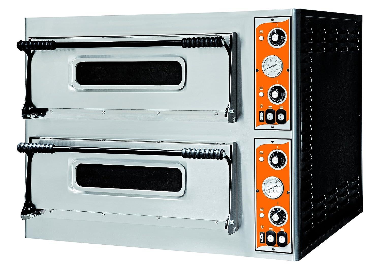 Pizza Horno pizzas del horno Pizza Pan Horno del Horno Gastro Modelo Deluxe 66: Amazon.es: Hogar