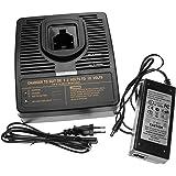 2852B para herramientas Dewalt 2802K 2861K-2 y Black /& Decker A9275 England SL1 3YD. vhbw bater/ía Ni-MH 3000mAh 12V 2812B 2812K 2832K