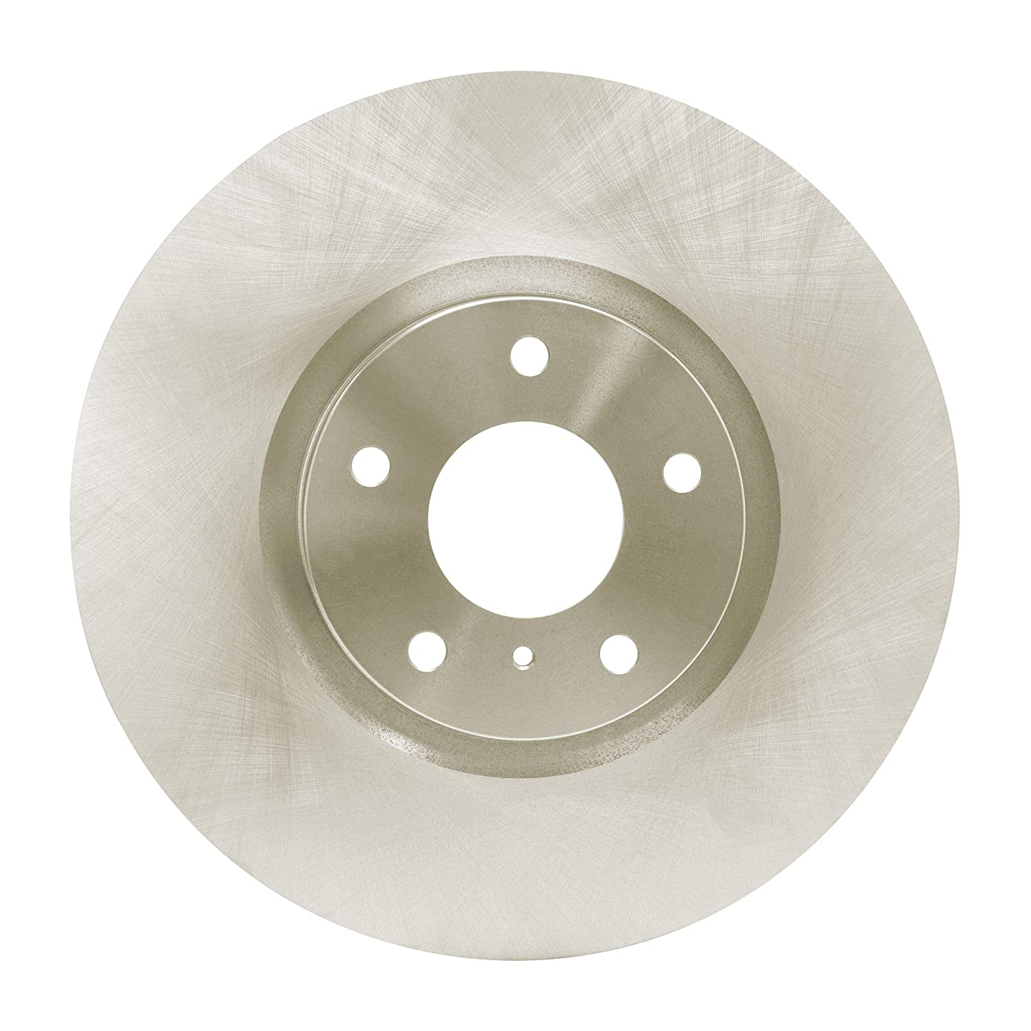 1 Front Dynamic Friction Company Disc Brake Rotor 600-02000